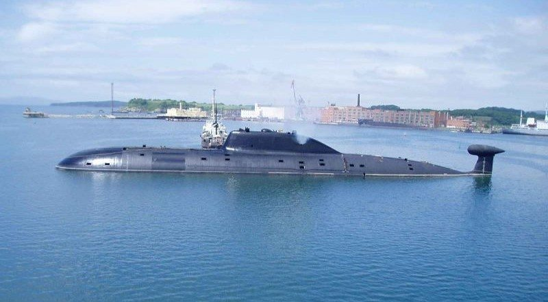 Russia to lease Nerpa nuclear submarin...