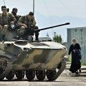 Russian military border moves worry allies