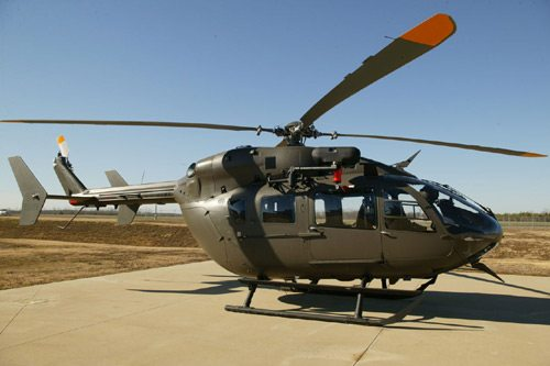 EADS Wins Army Contract for Additional...