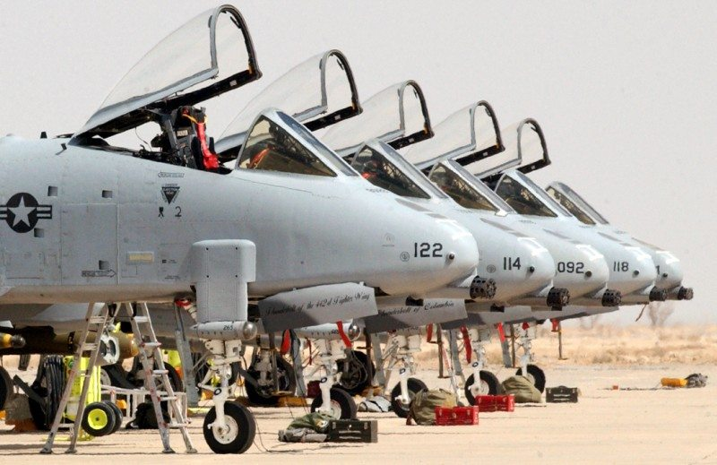 End looms for US Air Force's A-10 grou...