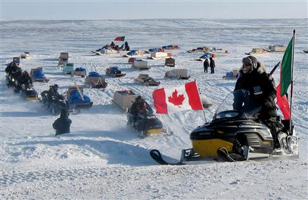 Canada plans huge exercises in Arctic ...
