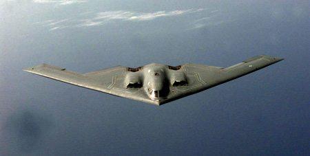 B-2 undergoes communications upgrade