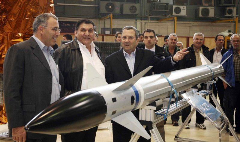 India to Buy Israeli Barak Missiles