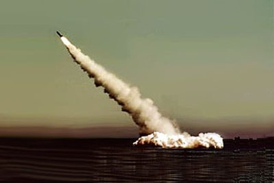 Russia test launches Bulava strategic ...