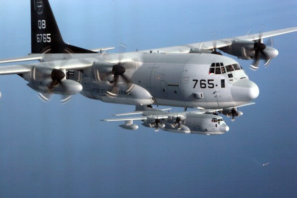 Canada Accepts First of 17 Lockheed Martin C-130J Super Hercules