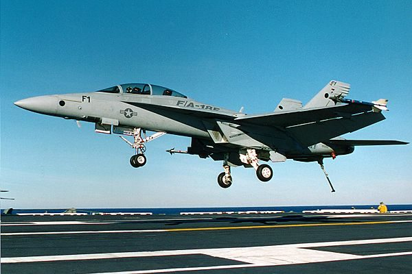 Australia Accepts First Block II Super Hornet