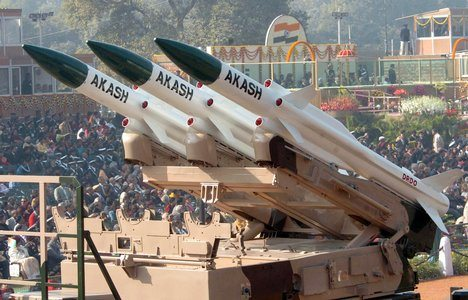 Successful Trials of Akash Surface to ...