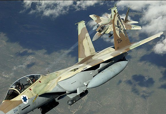 Iraq warns Israel on using airspace in...