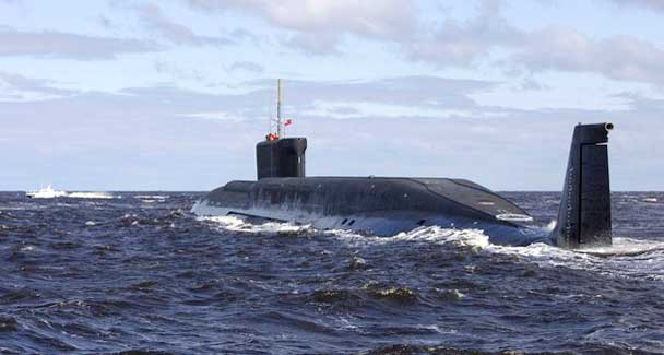 First Indian nuclear submarine set for open sea trials