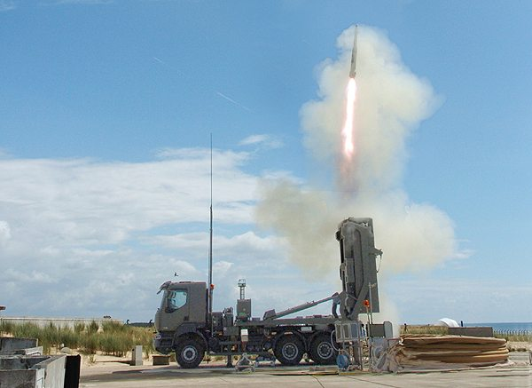 MBDA Demonstrates VL MICA In Coastal Defence Role