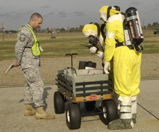 Air Force Officials Establish Core Team for Nuclear Surety Inspections