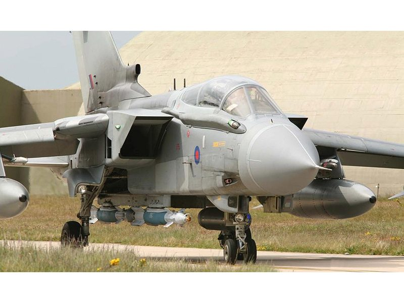 RAF Tornado Squadrons to be Disbanded