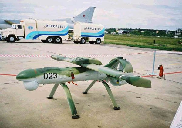 Russian Drone Development Program Thro...