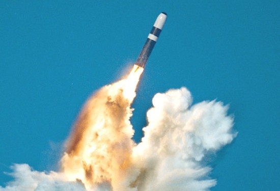 Trident II D5 Missile Reaches 150 Successful Test Flights