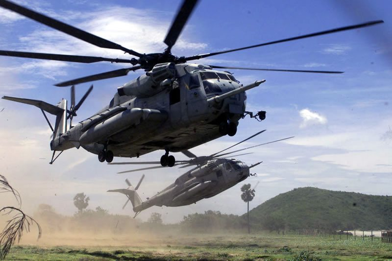Sikorsky to Build CH-53K Operational T...
