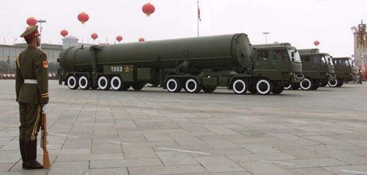 China and Proliferation of WMD and Missiles