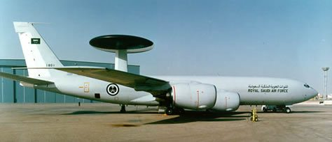 Saudi Arabia Requests $2Bn Upgrade for AWACS