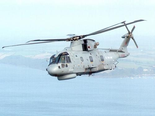 Merlin Demonstrates its Mettle in Royal Navy Exercise, Deep Blue