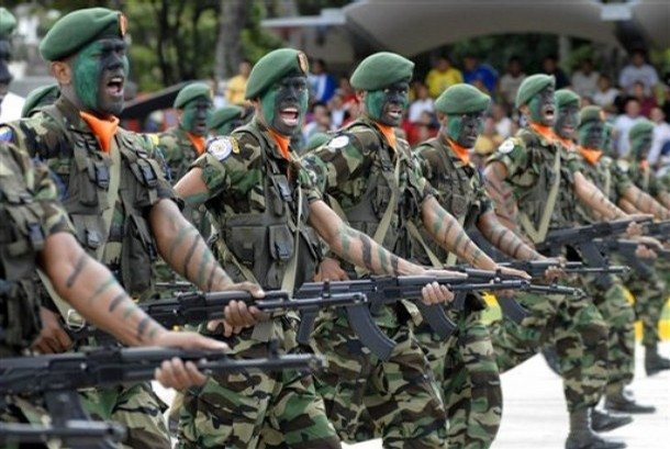 Internal Conflict Drives Latin American Arms Market