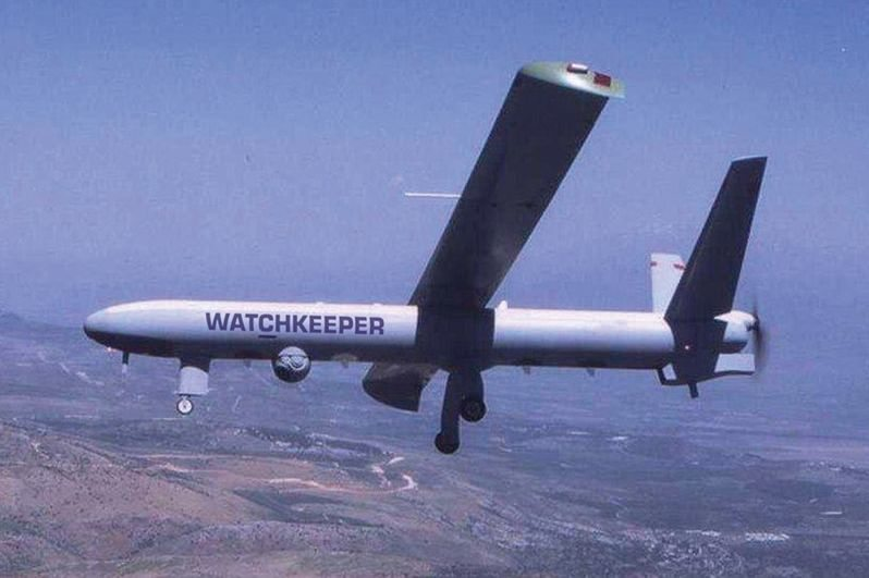 Watchkeeper UAS Completes Major Flight Trials Milestone