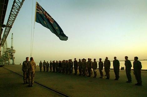 ADF Concludes Mission In Iraq