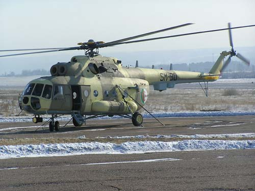 Peru to take Mi-171Sh delivery in May