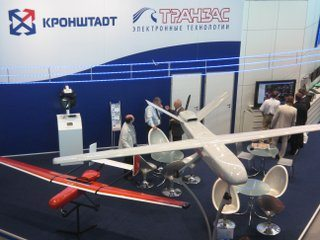 Russian company develops heavy UAV for military use