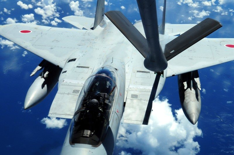 US, Japanese F-15 pilots train for Red Flag-Alaska