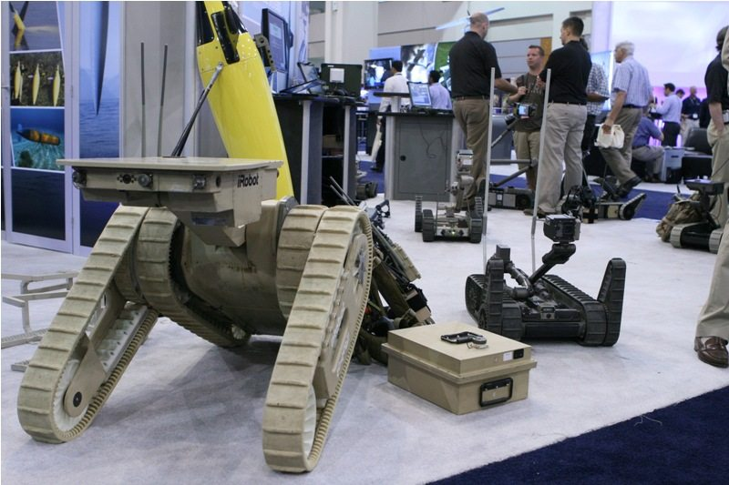 Smarter robots likely in Army's future...