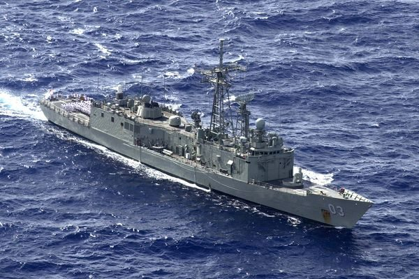 Adelaide Class Frigate Maintenance Con...