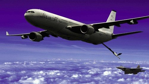 Airbus submits bid for US military mega-project
