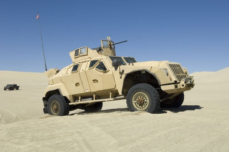 US Army Meets with Industry to Conceive a Ground Combat Vehicle