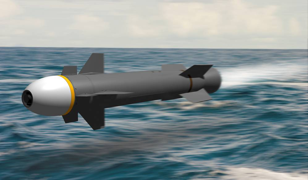 MBDA to Develop FASGW(H) / ANL, NexGen...