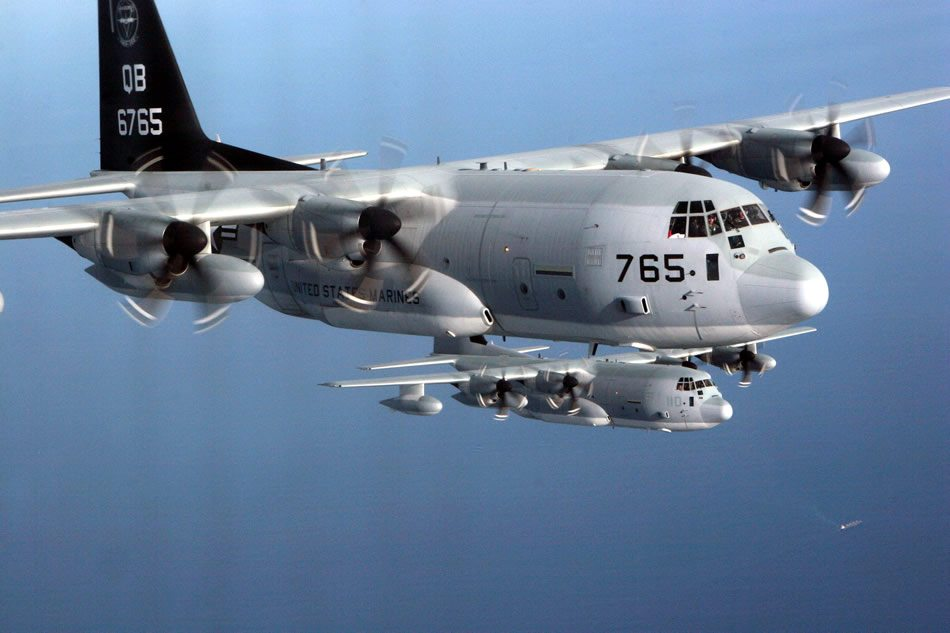 Saudi Arabia Orders 2 KC-130J Refuelin...