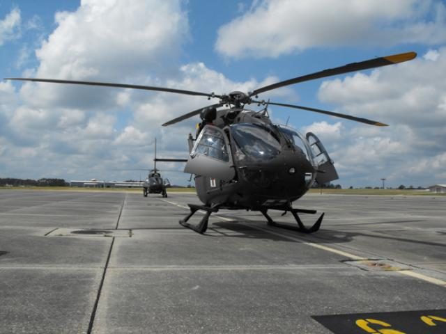Army Aviation Executive Updates Indust...