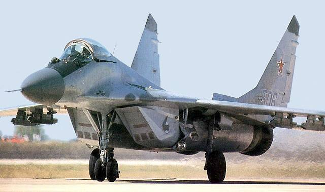 Russia to deliver five MiG-29K fighter...