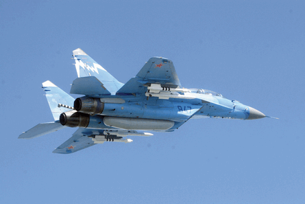 Russia Signs Contract for Navy MiG-29K...