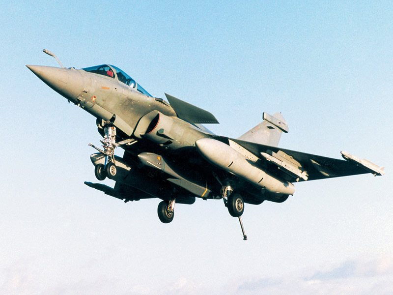 Dassault's Rafale Selected to Equip th...