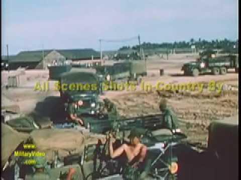 Truckers & Truck Convoy In The Vietnam War