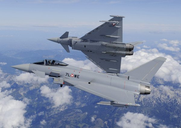 Eurofighter and NETMA Sign One Billion...