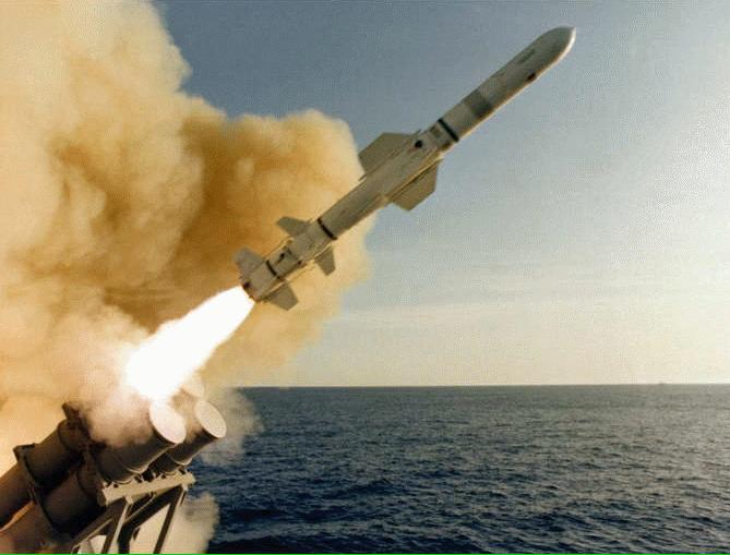 Brazil to Buy AGM-84L Harpoon Block II...