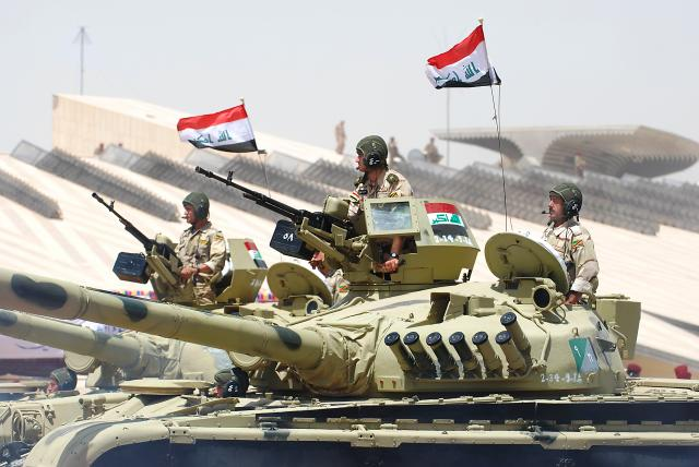 Ukraine in $2.4 bln arms deal with Iraq