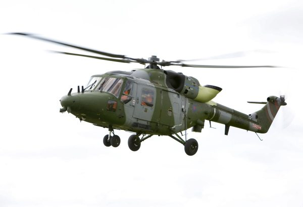 Upgraded Army Lynx Helicopter Fleet Co...