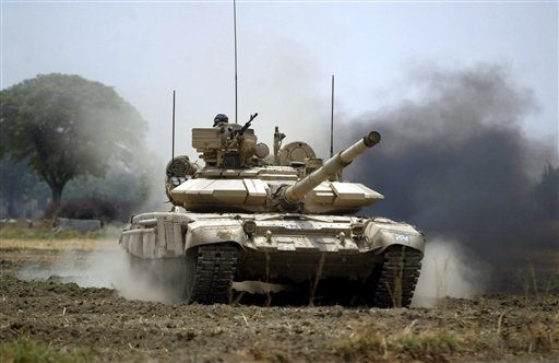 India, Russia Sign Tank Missile Contra...