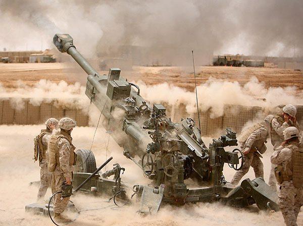 Iraq Requests Artillery Ammunition