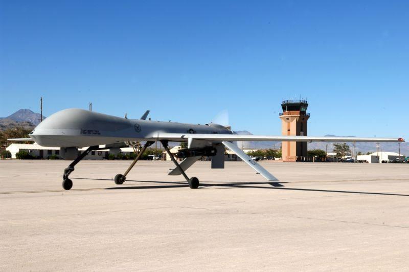 Turkey asks US to base Predators on it...