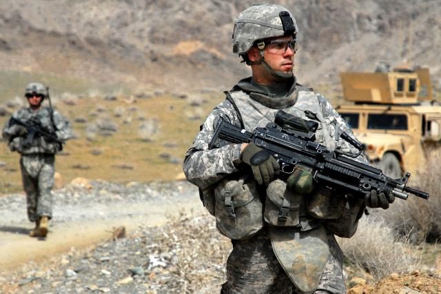 More Body Armor Headed to Warfighters ...