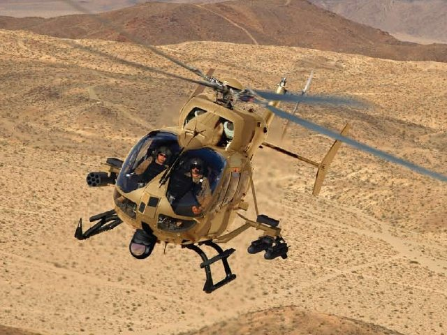 Eurocopter Exhibits at Dubai Helicopter Show