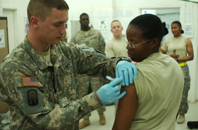 Army confirms suspected H1N1-related death