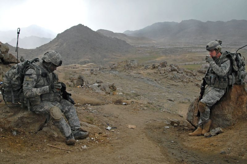 US Military: Afghan Surge Begins Next Week